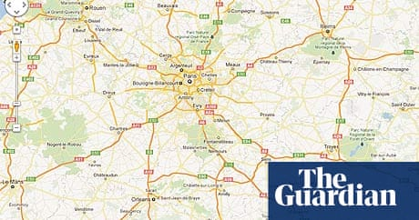 Google fined £400,000 in France for making its Maps service free ...