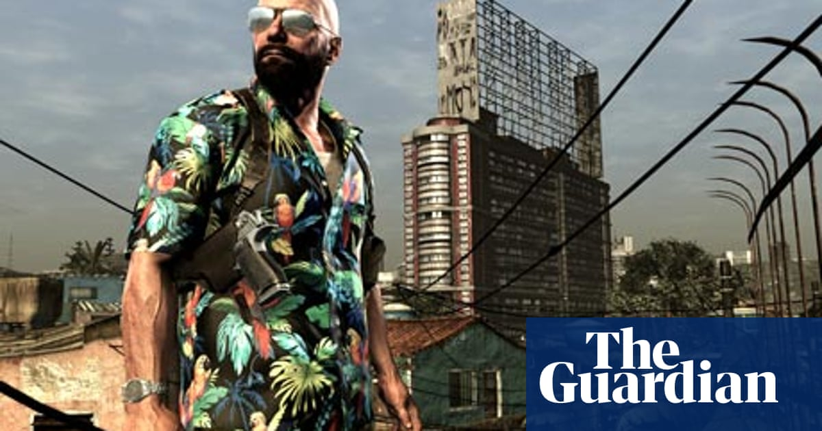 Max Payne 3 Preview Games The Guardian