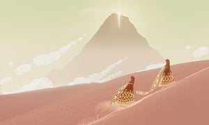 Is Journey A Game Or A Piece Of Interactive Art