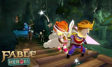 Fable Heroes hands-on: Lionhead runs the Gauntlet   Games   The Guardian
