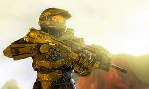 Halo 4 Master Chief Redesigned And Campaign Mode Widened