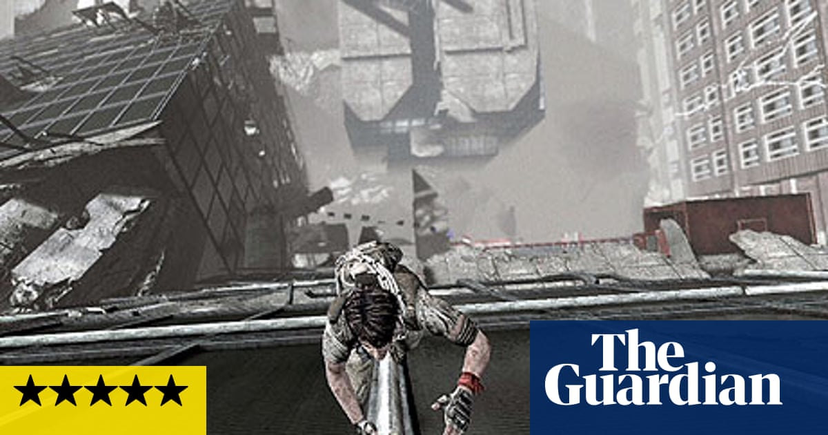 I Am Alive Review Games The Guardian
