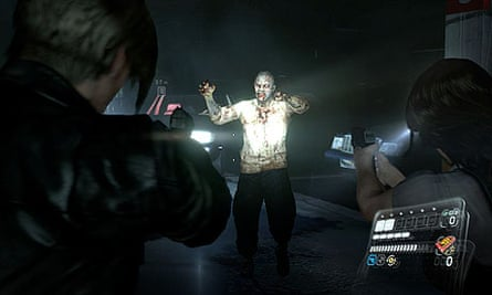 Is Resident Evil 6 The Death Of Survival Horror Games The