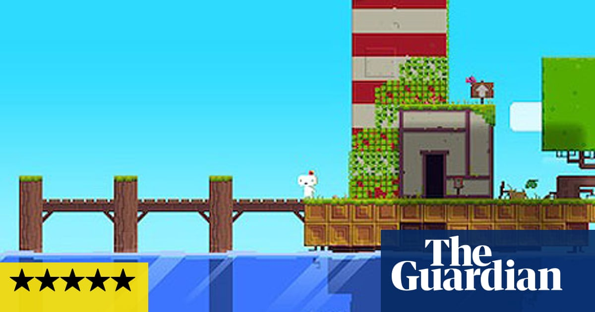 Fez – review | Games | The Guardian Xbox Lost Fuse Puzzles on