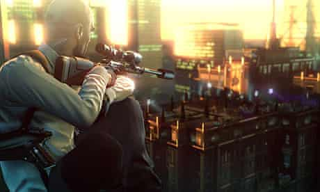 Hitman Absolution Sniper Challenge Dlc Review Games The Guardian