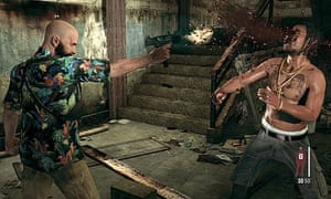 Max Payne 3 Review Games The Guardian
