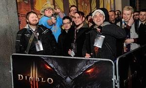 Diablo 3 queue
