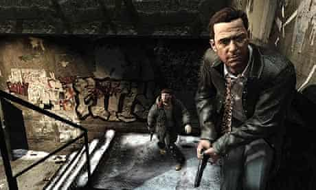 Max Payne 3 Multiplayer Preview Games The Guardian