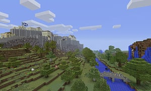 Minecraft: Xbox 360 edition – review | Games | The Guardian
