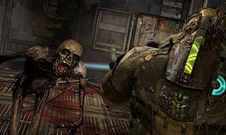 short it s not dead space it s space copsDead Space 3 Monsters
