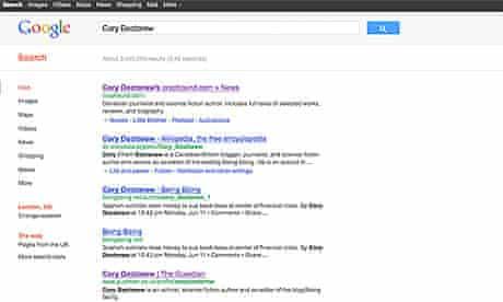 Google Cory