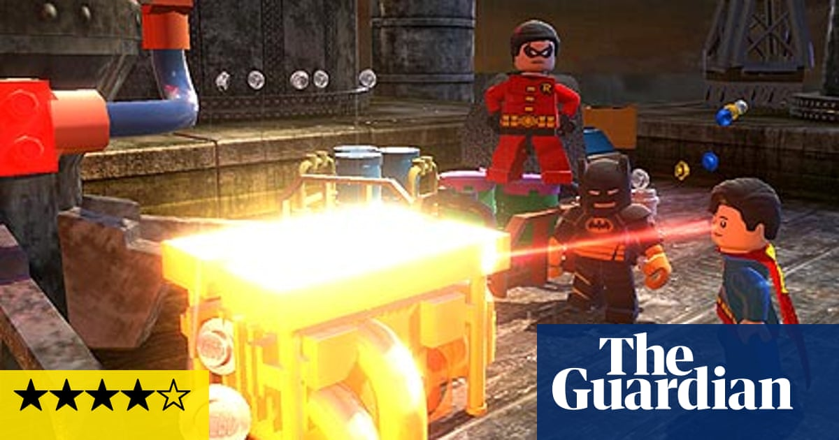 Lego Batman 2 Dc Heroes Review Games The Guardian