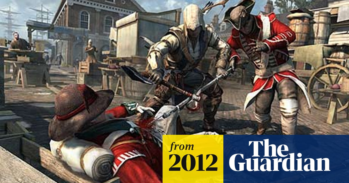 E3 2012 Assassin S Creed 3 First Look Games The Guardian
