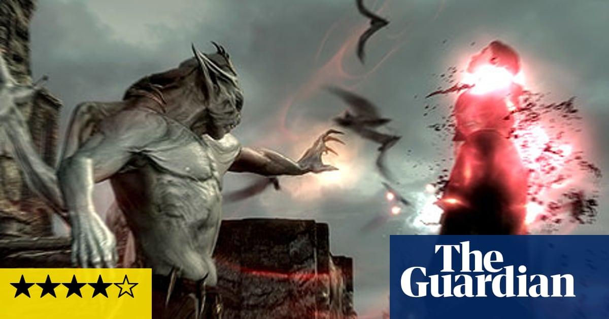 Elder Scrolls V: Skyrim Dawnguard DLC – review | Games | The Guardian