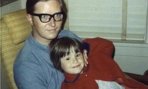 Kate Bevan and Dad