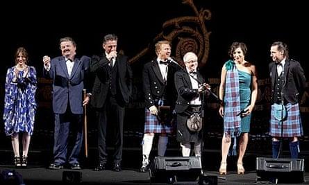 Brave premiere Edinburgh