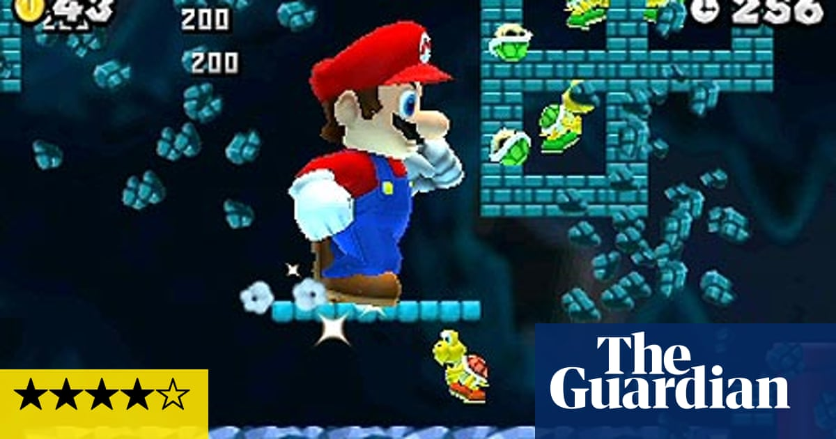 New Super Mario Bros 2 Review Games The Guardian