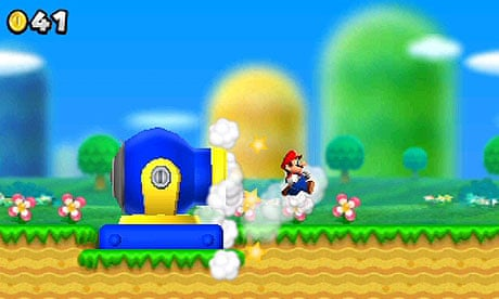 New Super Mario Bros 2 – review | Games | The Guardian