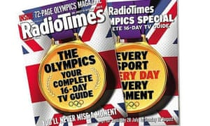Radio Times Olympics 2012 special edition