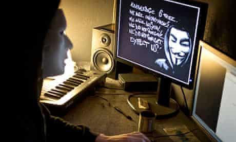 LulzSec Anonymous