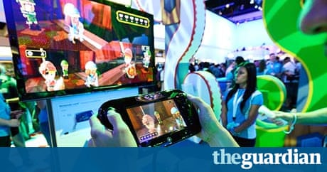 wii u hands on with the launch games technology the guardian. Black Bedroom Furniture Sets. Home Design Ideas