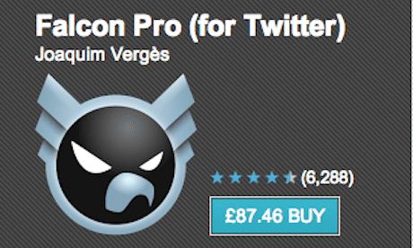 Falcon Pro screenshot