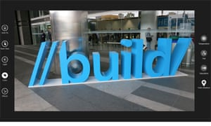 Windows 8.1 photo app
