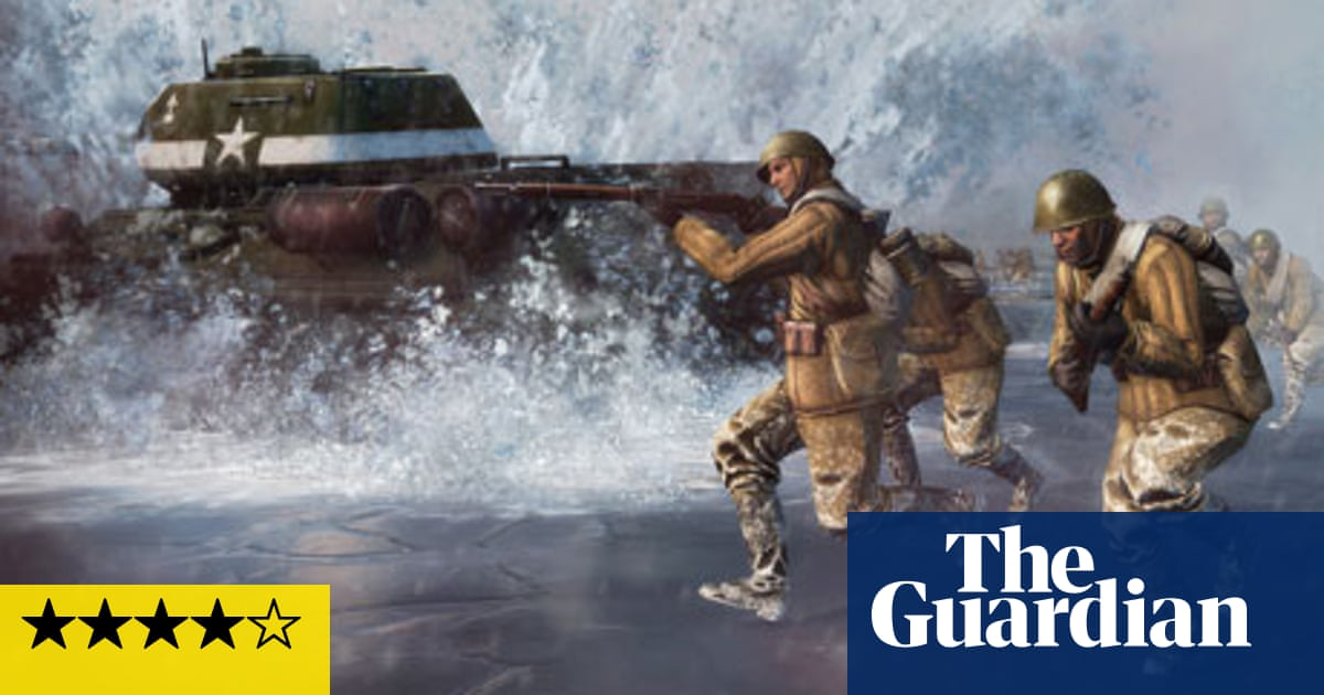 Company Of Heroes 2 Review Technology The Guardian