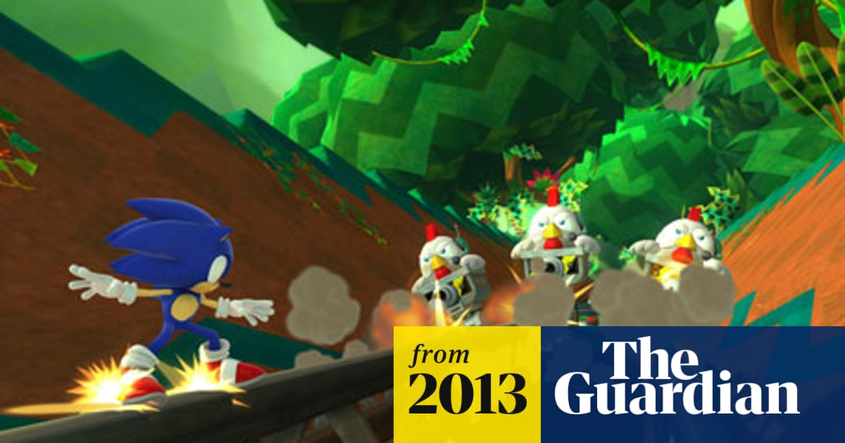 Sonic The Hedgehog Past Present And Future Sonic The Hedgehog The Guardian
