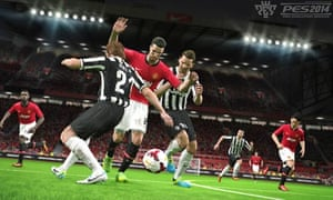 PES 2014 – review | Games | The Guardian