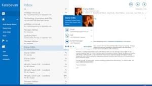 Windows 8.1: adding detail