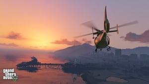 GTA 5 screenshots: GTA 5 screenshot 1