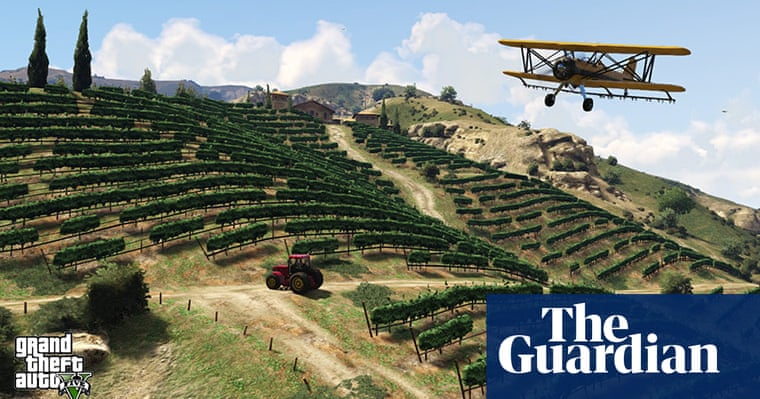 GTA 5: see new screenshots - in pictures   Games   The Guardian