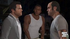 GTA 5 screenshots: GTA 5 screenshot 4