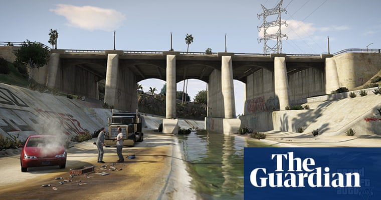 GTA 5: see new screenshots - in pictures | Games | The Guardian