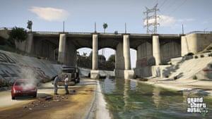 GTA 5 screenshots: GTA 5 screenshot 6