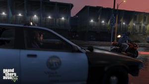 GTA 5 screenshots: GTA 5 screenshot 7