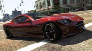 GTA 5 screenshots: GTA 5 screenshot 9