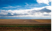 North Dakota prairies