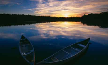 Mersey River, Kejimkujik National Park Nova Scotia Canada