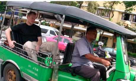 Rolf Potts in Bangkok