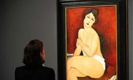 Modigliani record sale