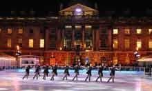 Somerset House Ice Rink, London