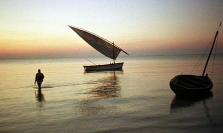 Dhows in Mozambique