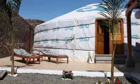 Eco Yurt Royale