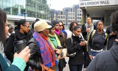London walks - black history tours