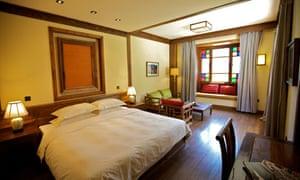 Bedroom at Benzilan Lodge