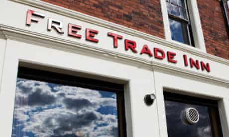 Free Trade Inn, Newcastle