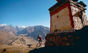 corkboard nepal biking