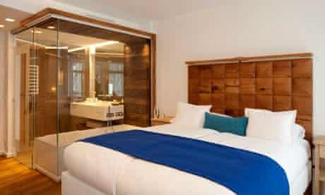Mooser hotel bedroom